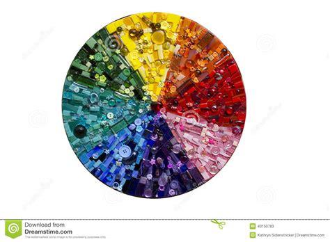 mosaic pattern circles circle rainbow mosaic stock image image of decorative