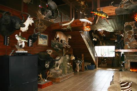 Trophy Room Okc by Wildlife Creations Website