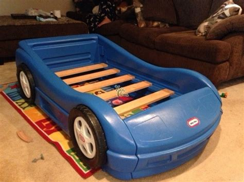Size Race Car Bed by Tikes Cherry Sports Car Bed Single All