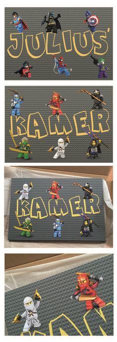 Ninjago Aufkleber Mit Namen by Ninjago Lego 9 Characters Decal Removable Wall By