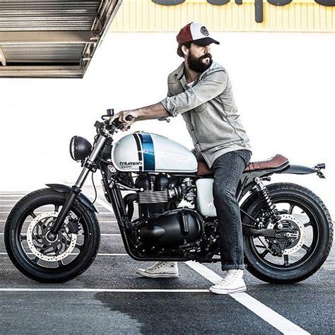 Triumph Motorrad Instagram by Die 88 Besten Bilder Zu Caf 233 Racer Auf Pinterest