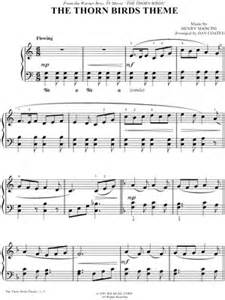 """""""The Thorn Birds Theme"""" from 'The Thorn Birds' Sheet Music"""
