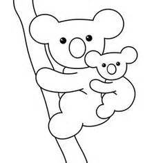 australian animals templates google vbs cute draw cartoon