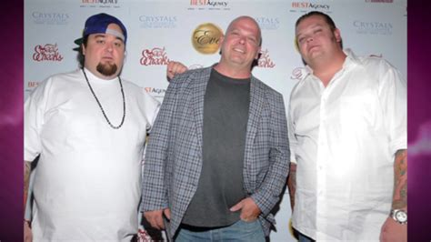 pawn stars actor dies chumlee dead hoax debunked by pawn stars cast member