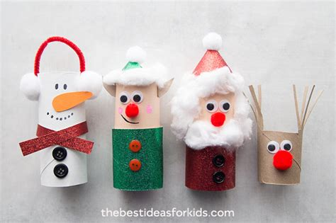 top christmas ideas for kids toilet paper roll crafts the best ideas for