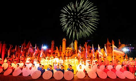 buddhist lent celebrations in thailand blog thailandee com