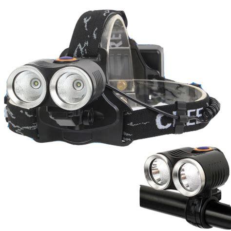 Led Cree Xpe 2 R2 Lebih Terang Dari R2 Generasi Pertama Base 16mm taffware senter headl r2 led cree xpe t6 800 lumens