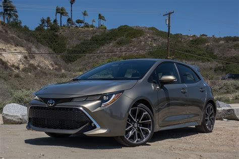 2019 Toyota Corolla Hatchback by 2019 Toyota Corolla Hatchback Drive The Changes It