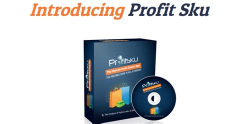 Amazon Product Giveaways In Exchange For Reviews - profit sku pro software by anton rachitskiy review best