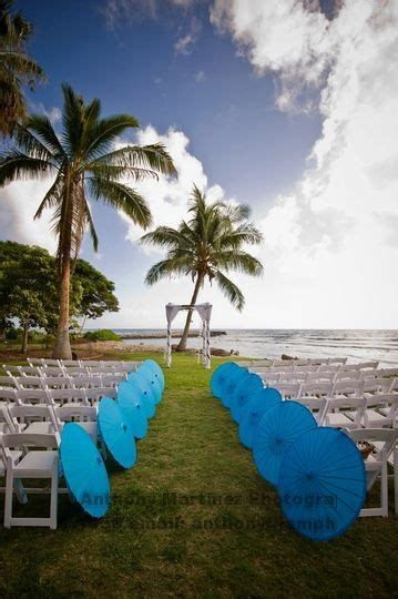 Wedding Aisle Umbrella by 17 Best Images About Hawaiian Wedding Inspiration On