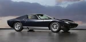 Lamborghini Miura P400 For Sale Car Of The Day Classic Car For Sale 1968 Lamborghini