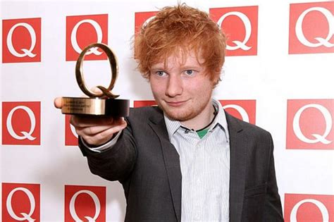 ed sheeran q awards q awards 2011 music playlist selection with spotify
