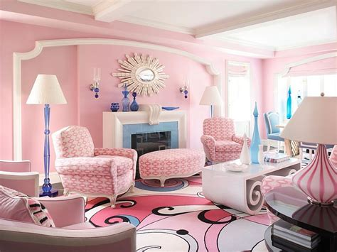 glamorous living rooms 20 classy and cheerful pink living rooms