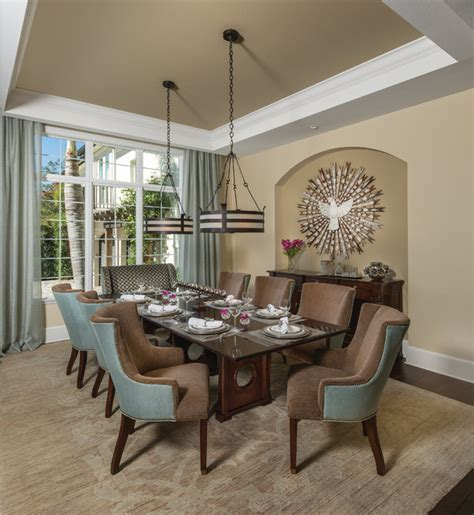 transitional dining room 15 chic transitional dining room interior designs of