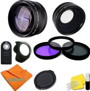 Nikon P900 Wide Angle Lens by Wide Angle Lens Telephoto Lens Remote Hd Filters For Nikon Coolpix P900 Ebay