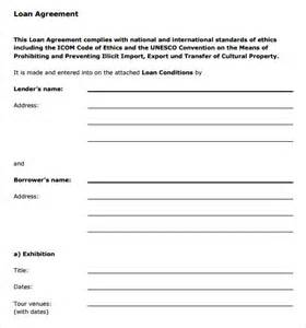 loan template free personal loan agreement template out of darkness