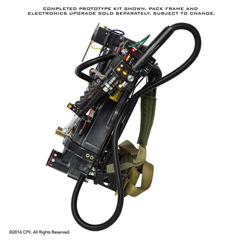Ghostbusters Proton Pack Toys by Own Your Own Official Ghostbusters Proton Pack Ghosts