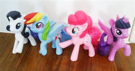 my happy new my pony happy meal toys in europe mlp merch