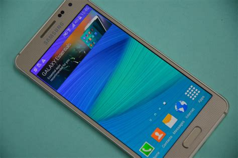 galaxy smart samsung galaxy alpha smartphone review android advices