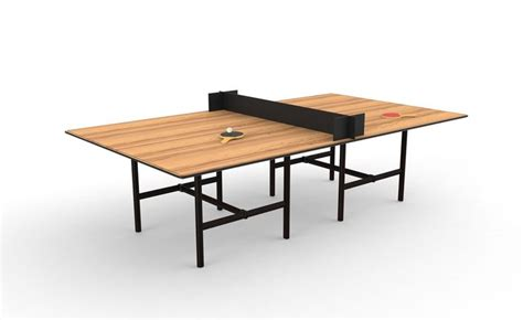 pong table designs bouncing around rounding up the most innovative ping pong