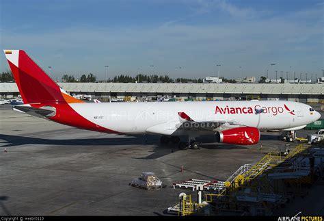 Avianca Cargo Airbus A330 200f n334qt avianca cargo airbus a330 200f at miami intl