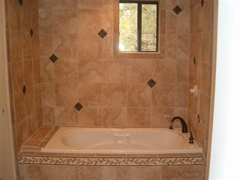 Tub Shower Ideas For Small Bathrooms Tile Floor Images All Around Floorings Bathroom Tub Tile Wall Cass House