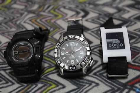 Jam Pintar Pabble From Usa ulasan jam tangan pintar pebble amanz