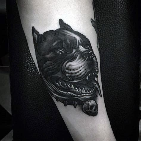 monsters ink tattoo 179 invermay awesome designed and detailed black ink evil with