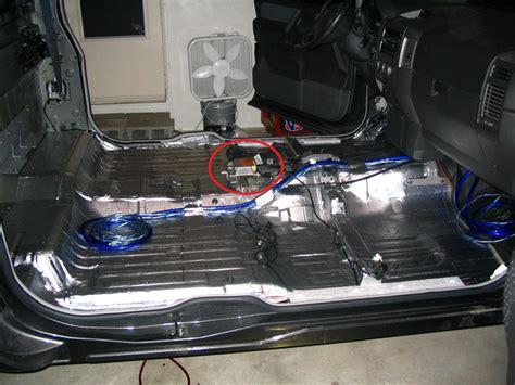 nissan titan airbag light where is the airbag diagnosis sensor unit 2007 titan