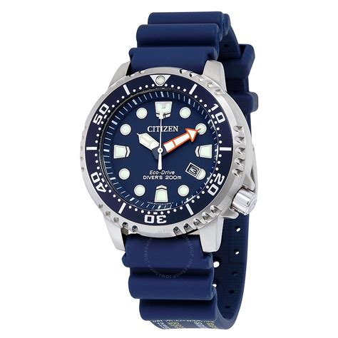 dive watches citizen promaster professional diver blue s
