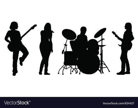 now you re singing with a swing singing band royalty free vector image vectorstock