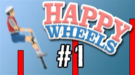 happy wheels full version multiplayer happy wheels part 1 pogo fight youtube