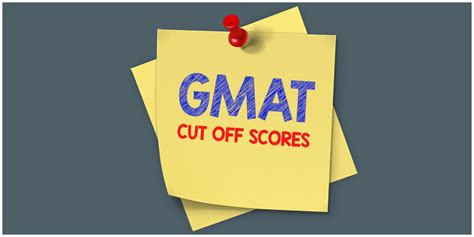 gmat cut  scores  indian  schools byjus