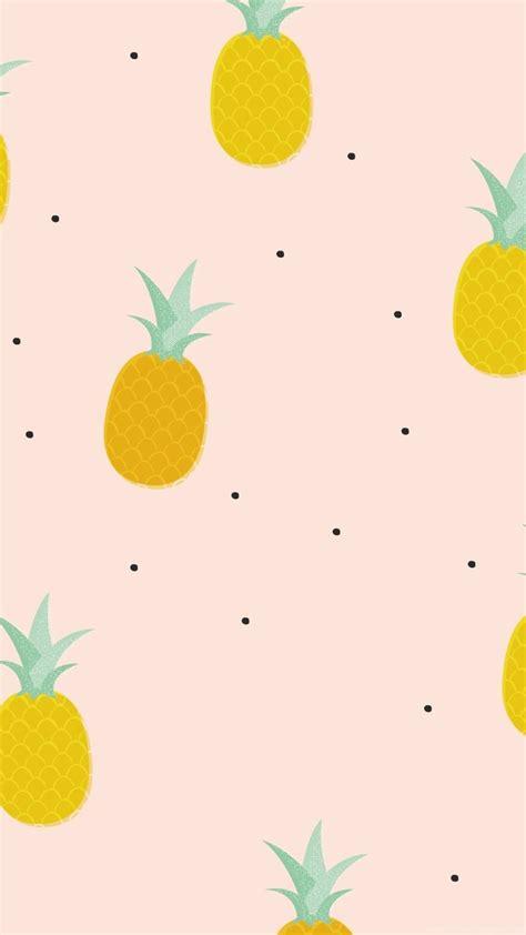 august  pineapple calendar wallpapers sarah hearts