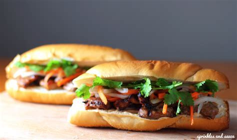 Spicy Pork Bulgogi Banh Mi Recipe ? Dishmaps