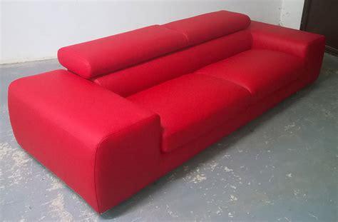 divano pelle rosso divano rosso in pelle idee per il design della casa