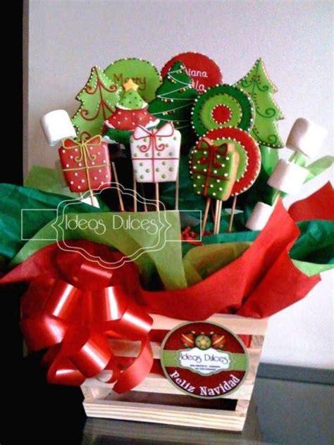 tematicas para decorar en navidad arreglo galletas tem 225 ticas de navidad para el regalo de