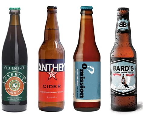 gluten free light beer list the best gluten free beer and cider list canada us
