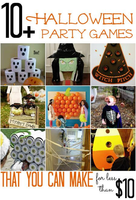 printable games for halloween party last minute halloween party ideas onecreativemommy com