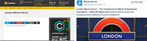 bitcoin forum london bitcoin forum revealed as likely scam bitcoinist com