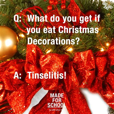 Decorations For The Home Bad Dad Joke Feasting On Decorations Made For