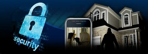 home security active system integration