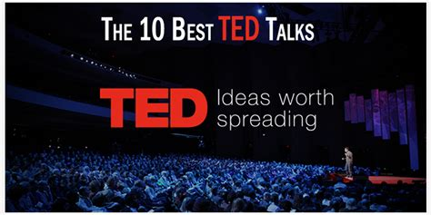 best ted the 10 best ted talks for students top 10 motivational