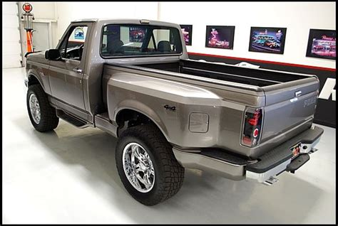 ford f150 short bed 1992 ford step side 1992 ford f150 short bed 4x4 pickup