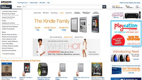 amazon home what ppc landing page should you use ppc org