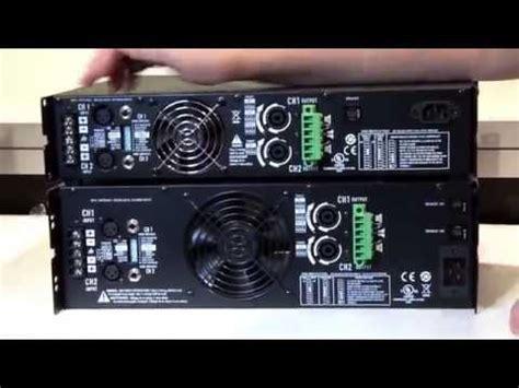 Power Lifier Qsc 4050 qsc 5050 p audio