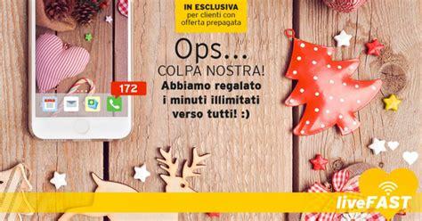 promozione fastweb mobile fastweb mobile la promozione natalizia per il 2016 mondo3