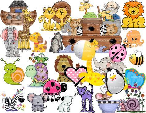 imagenes de animales bebes para baby shower dibujos de animales beb 233 s para baby shower imagui