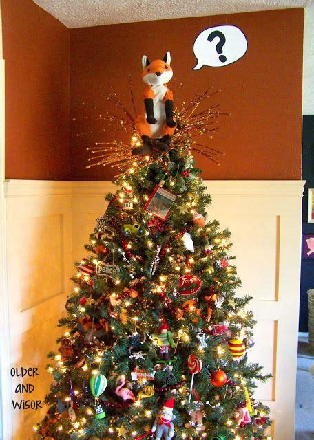 what does the fox say a christmas tree topper chris s