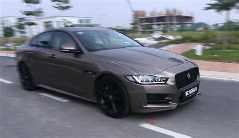 jaguar xe driven carsifu